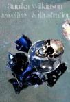 skullglassring