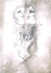 Annika - Metamorphosis Reflection Poster