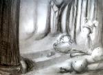 Sweet Dreams storyboarding