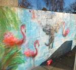 Garden Mural –Bristol